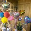 Contoh Rangkaian Gift Balon Foil Hati Mini