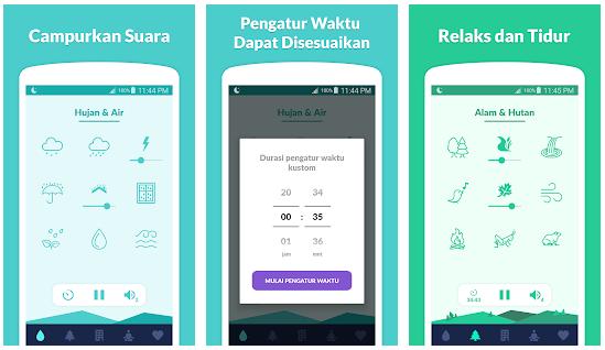 Susah Tidur ? Pakai Aplikasi Android Ini Dijamin Langsung Pulas !