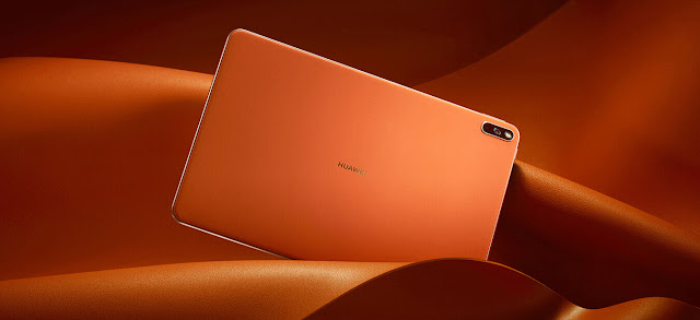 Huawei MatePad Pro Danxia Orange