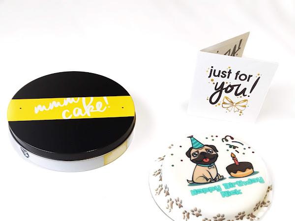 Cake to your door - Bakerdays *