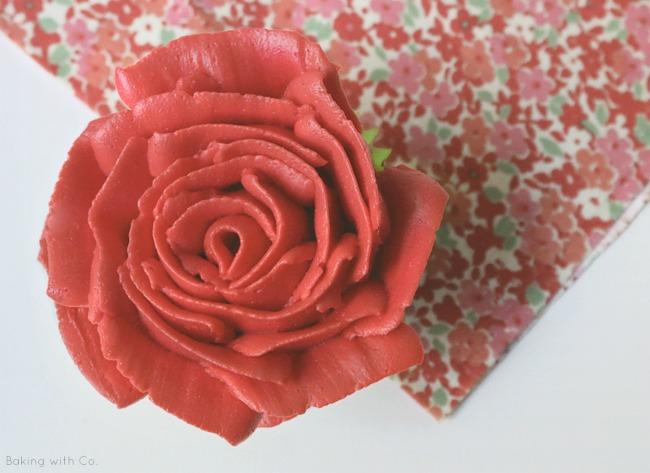 cupcakes de rosa