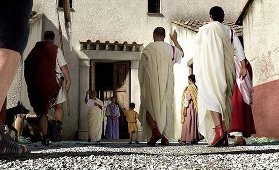 Risultati immagini per il pretore romano giovenale