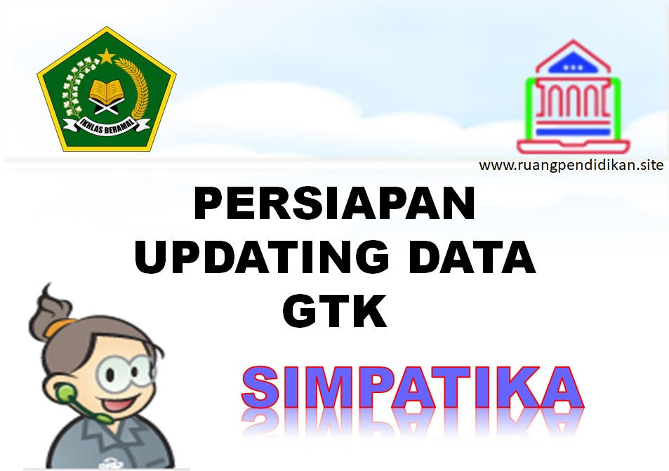 Updating Gata GTK Madrasah
