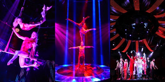 Cirque Le Noir Review Sydney Lyric Theatre
