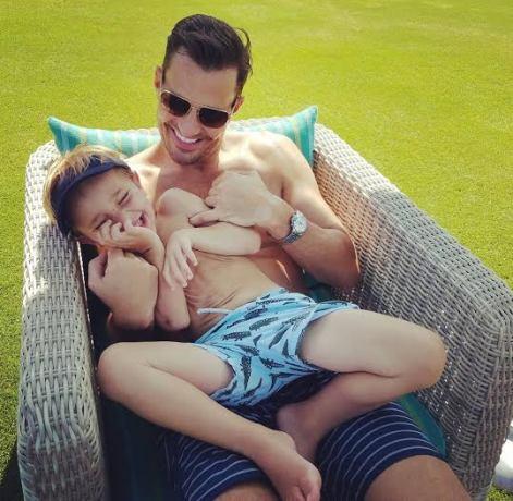 Giuliana Rancic shares lovely photos of her husband and son - photo#8