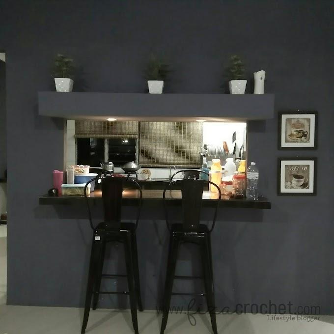 Contoh Kaunter Bar Simple Di Rumah
