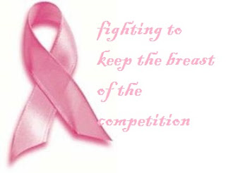 Breast cancer slogan