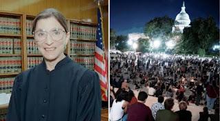 Morte de Ruth Ginsburg abre disputa por Suprema Corte nos EUA