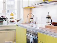3 Cara Menata Ruangan Dapur Dengan Baik