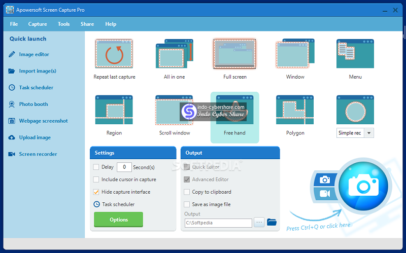 Apowersoft Screen Capture Pro Full Version