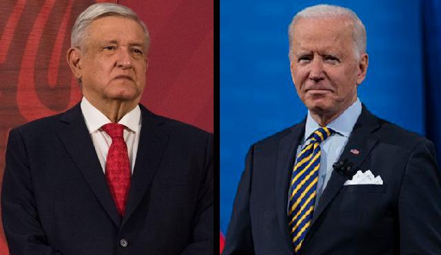 AMLO-Biden en encuentro virtual el lunes: Marcelo