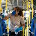 DF: profissionais de saúde já podem usar o transporte público de graça