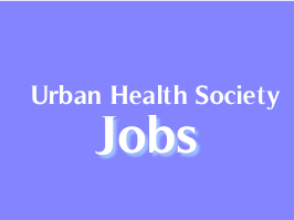 Urban Health Society Recruitment 2020