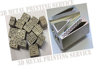 3D Metal Printing Service