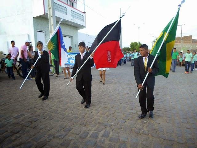 Prefeitura de Amparo convida a população para prestigiar o Desfile Cívico nesta sexta-feira