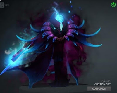 spectre flowering shade dota 2 mods