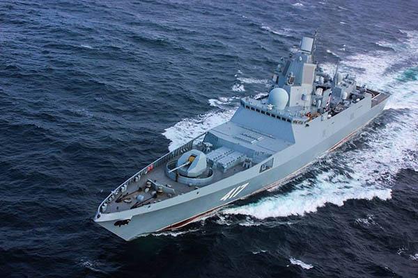 Tàu Đô đốc Gorshkov
