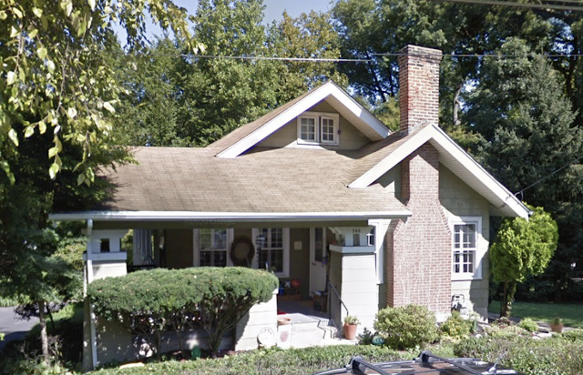 streetview photo of Sears Avalon at 346 Locust Rd Glenside PA