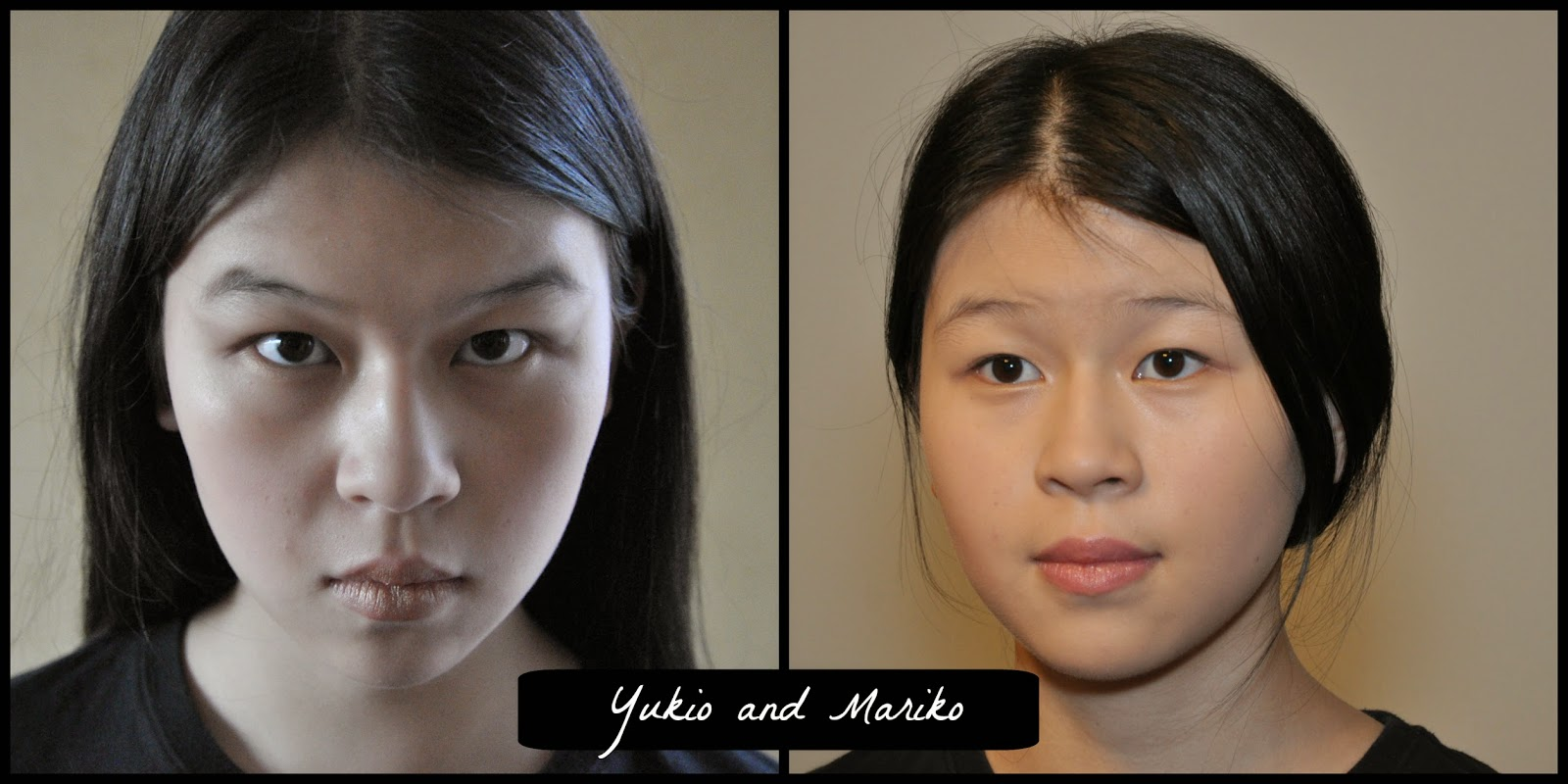 Nerd makeup
