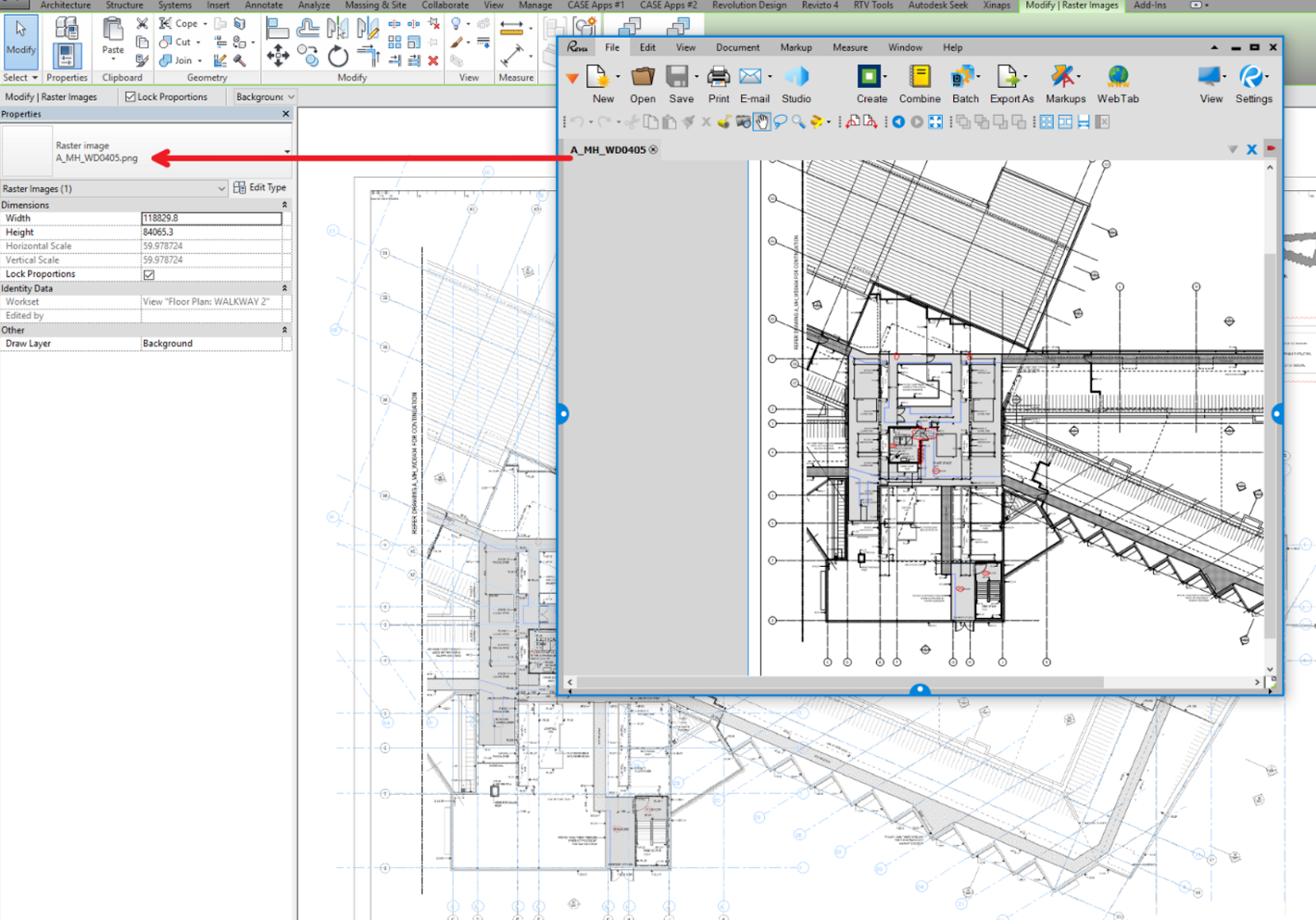What Revit Wants: Overlay Drawing PDFs Directly onto the 3D
