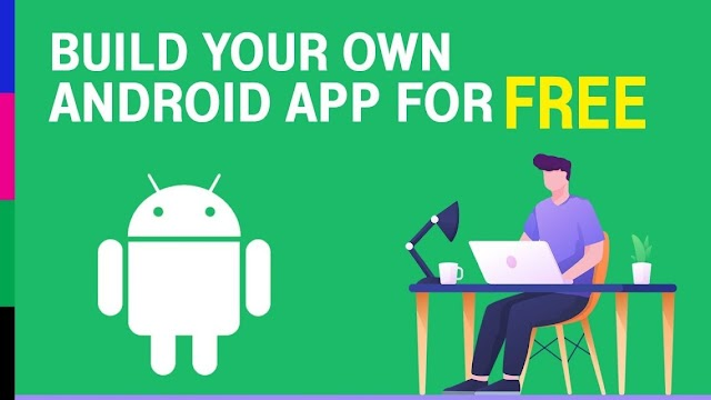 Best 3 Websites For Creating Free Android Apps !!