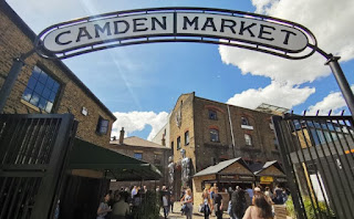 Candem Town, Stables Market.