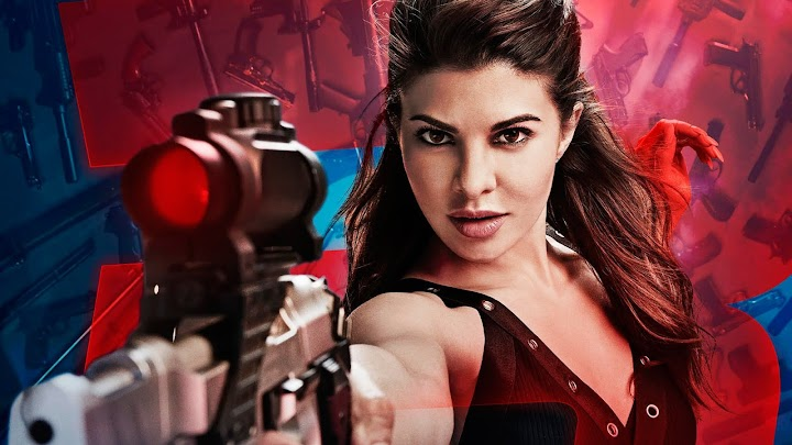 Jacqueline Fernandez In Race 3 HD Wallpaper