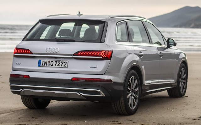 Novo Audi Q7 2020
