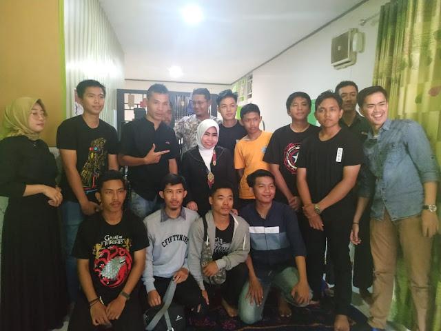 Gerakan Milenial Indonesia (GMI) Provinsi Lampung Dukung Penuh dr. Zam