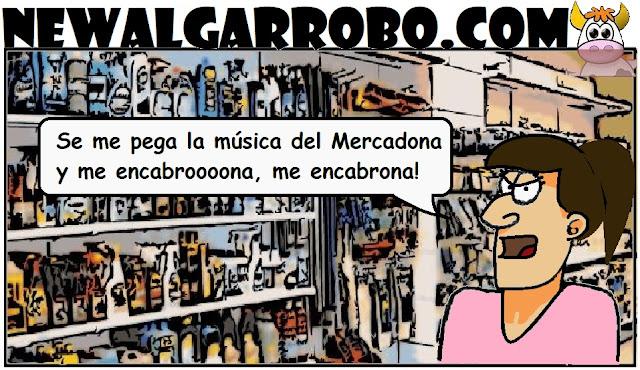 Musica del mercadona