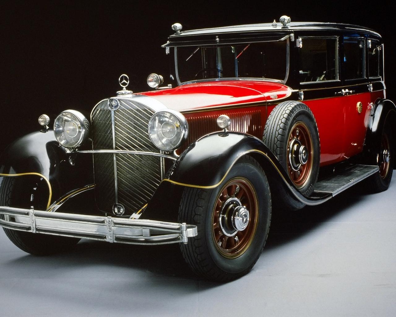 Beautiful Wallpapers: Old Car Wallpaper
