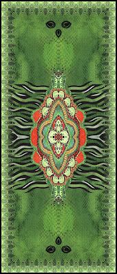 Lavanya-Geometric-Textile-Kaftan-74