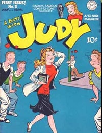 Read A Date with Judy comic online