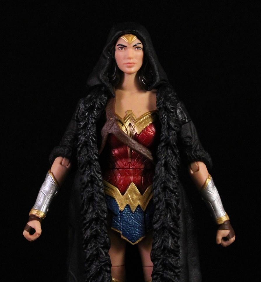 "Robe Cape Ares Series DC Comics Multiverse WONDER WOMAN 6/"" Figure Doll"