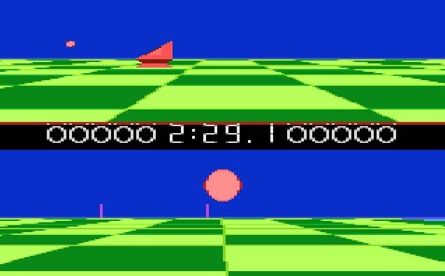 Ballblazer para Atari