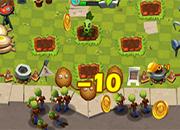 Plants vs Zombies 3D h5
