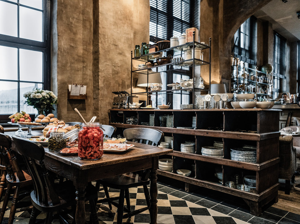 Travel Guide | Places: 1898 The Post Hotel in Ghent