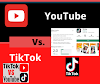 YouTube vs. TikTok | What is better? Tik Tok or YouTube? | The Differences between Tiktok and YouTube :