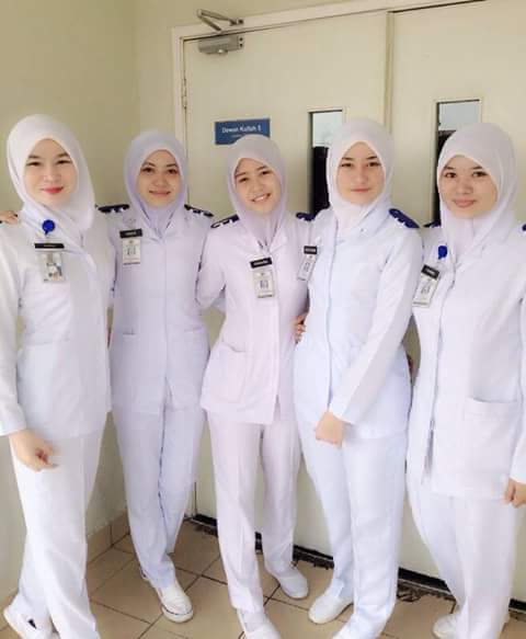 nurse comel