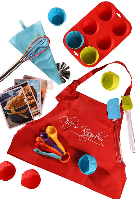 Fun for Christmas or anytime of the year for someone who loves to bake cookies!