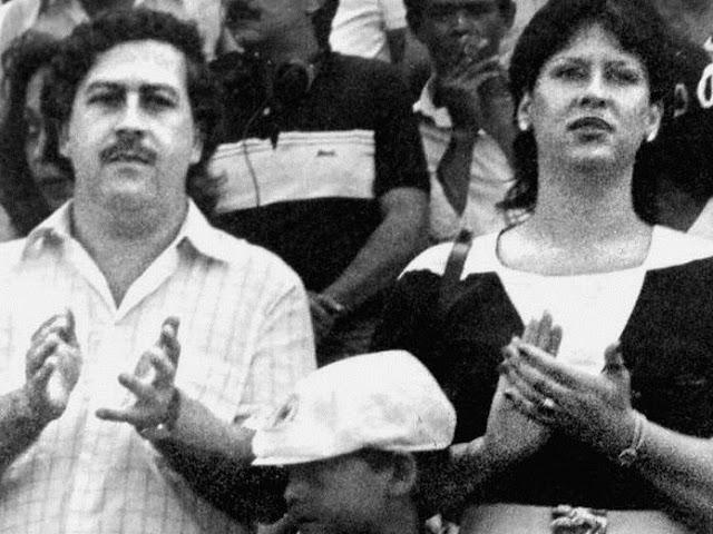 """Le decomisan bien a """"El Popeye"""" y esposa de Pablo Escobar por 6.200 millones de pesos"""