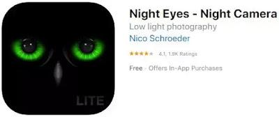 Aplikasi Kamera Malam Terbaik untuk iPhone-2
