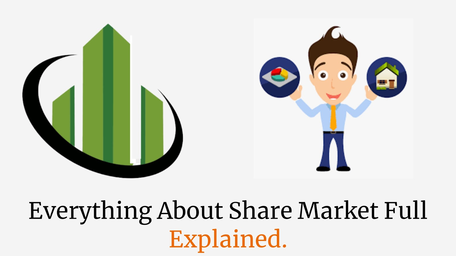 What is Stock Market, what is share market, how does stock market works. What is demat account, how do invest in share market.