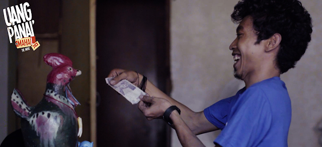 screen shoot film uang panai'