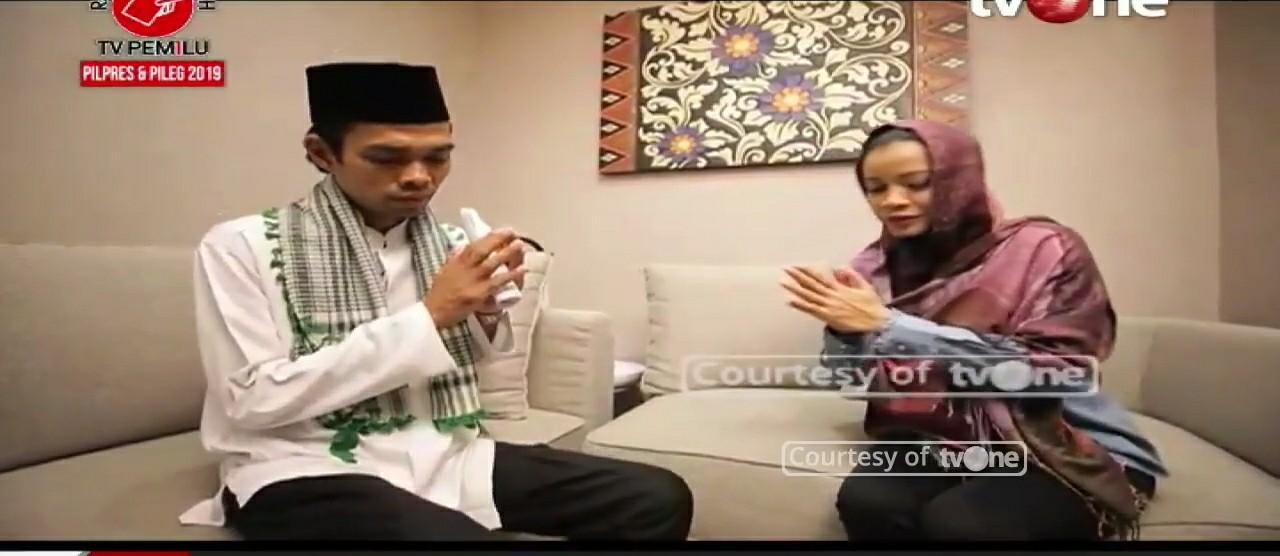Ustadz Abdul Somad Blak-Blakan Soal Persekusi