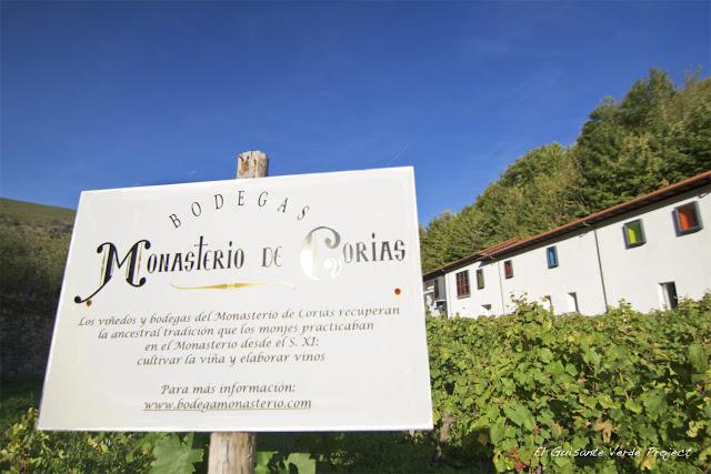 Bodegas Monasterio de Corias por El Guisante Verde Project