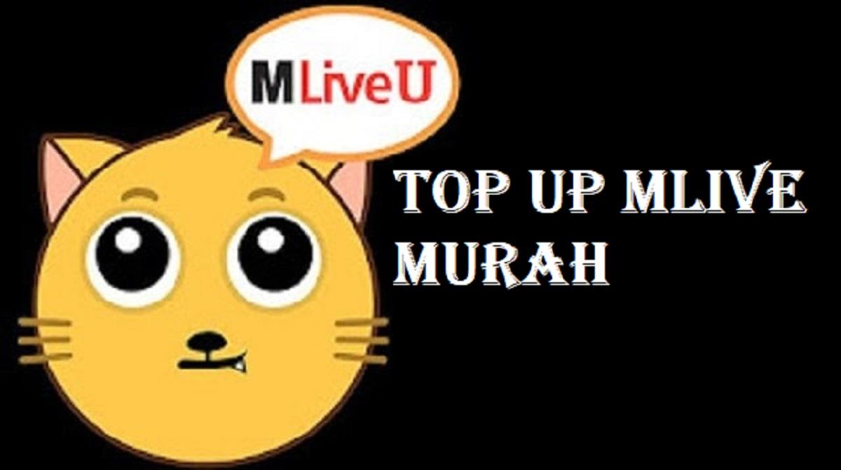 Top Up Mlive Murah