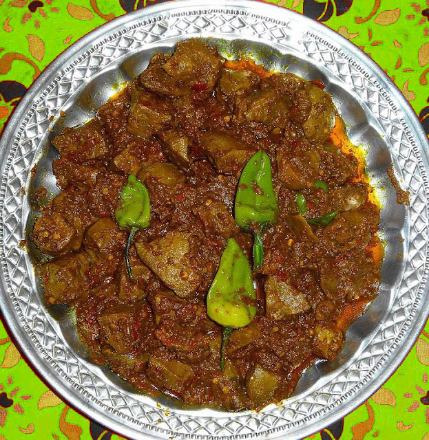 Kaleji Ka Salan Recipe In Urdu کلیجی کا سالن