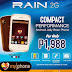 MyPhone Rain 2G Price, Specs, and Release Date