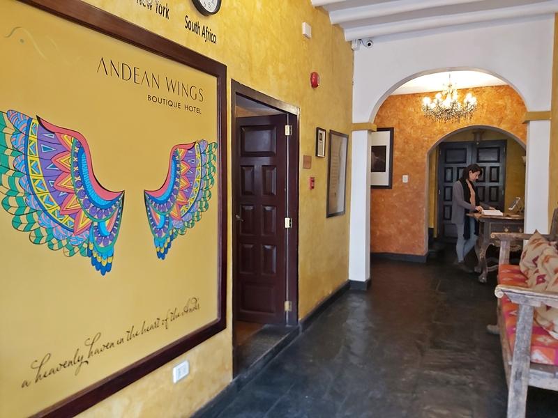 Hotel Boutique em Cusco